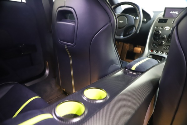 Used 2019 Aston Martin Rapide AMR for sale $187,900 at Alfa Romeo of Greenwich in Greenwich CT 06830 25
