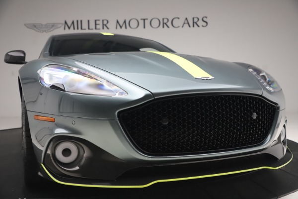 Used 2019 Aston Martin Rapide AMR Sedan for sale $187,900 at Alfa Romeo of Greenwich in Greenwich CT 06830 27