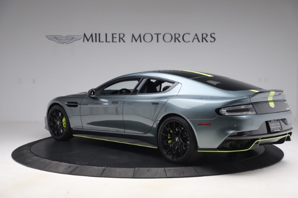 Used 2019 Aston Martin Rapide AMR Sedan for sale $187,900 at Alfa Romeo of Greenwich in Greenwich CT 06830 3