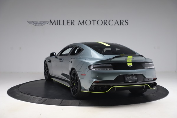 Used 2019 Aston Martin Rapide AMR Sedan for sale $187,900 at Alfa Romeo of Greenwich in Greenwich CT 06830 4