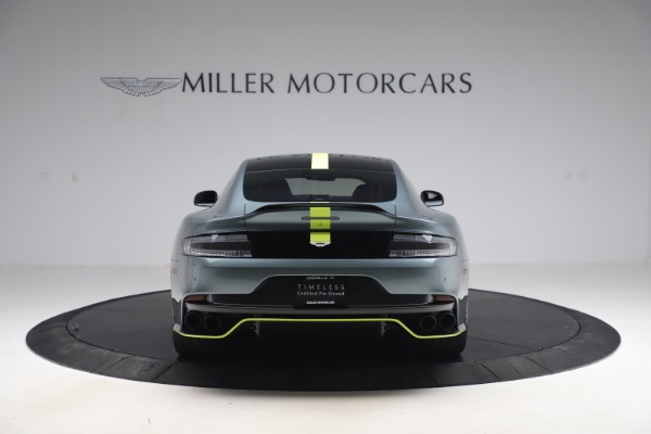 Used 2019 Aston Martin Rapide AMR Sedan for sale $187,900 at Alfa Romeo of Greenwich in Greenwich CT 06830 5