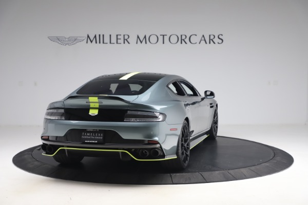 Used 2019 Aston Martin Rapide AMR Sedan for sale $187,900 at Alfa Romeo of Greenwich in Greenwich CT 06830 6