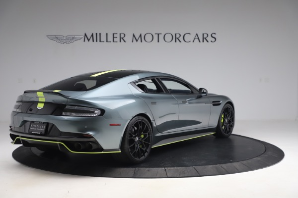 Used 2019 Aston Martin Rapide AMR Sedan for sale $187,900 at Alfa Romeo of Greenwich in Greenwich CT 06830 7