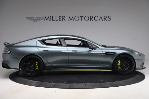 Used 2019 Aston Martin Rapide AMR for sale $187,900 at Alfa Romeo of Greenwich in Greenwich CT 06830 8