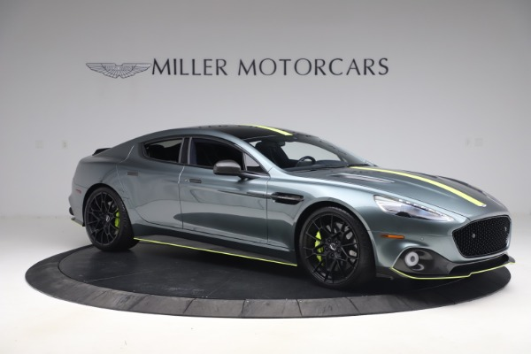 Used 2019 Aston Martin Rapide AMR Sedan for sale $187,900 at Alfa Romeo of Greenwich in Greenwich CT 06830 9