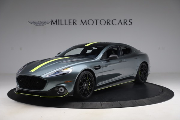 Used 2019 Aston Martin Rapide AMR Sedan for sale $187,900 at Alfa Romeo of Greenwich in Greenwich CT 06830 1