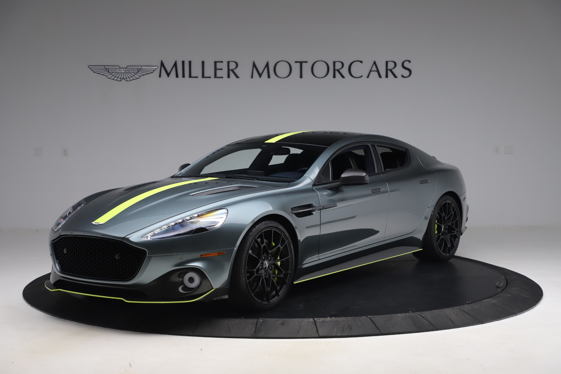 Used 2019 Aston Martin Rapide AMR for sale $187,900 at Alfa Romeo of Greenwich in Greenwich CT 06830 1