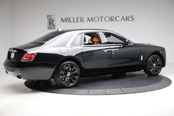 New 2021 Rolls-Royce Ghost for sale Sold at Alfa Romeo of Greenwich in Greenwich CT 06830 10