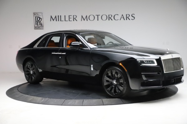 New 2021 Rolls-Royce Ghost for sale Sold at Alfa Romeo of Greenwich in Greenwich CT 06830 13