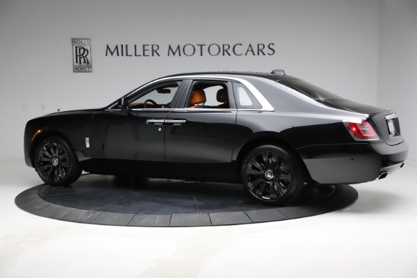 New 2021 Rolls-Royce Ghost for sale Sold at Alfa Romeo of Greenwich in Greenwich CT 06830 5