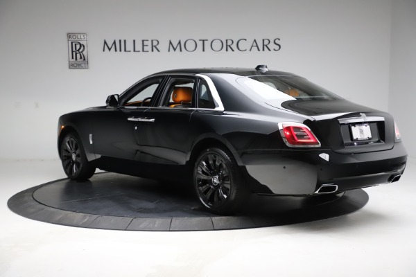 New 2021 Rolls-Royce Ghost for sale Sold at Alfa Romeo of Greenwich in Greenwich CT 06830 6