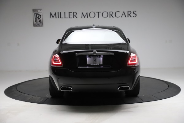 New 2021 Rolls-Royce Ghost for sale Sold at Alfa Romeo of Greenwich in Greenwich CT 06830 7