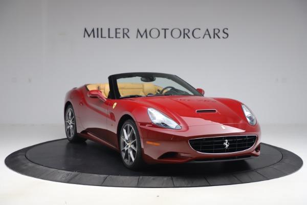 Used 2014 Ferrari California 30 for sale Sold at Alfa Romeo of Greenwich in Greenwich CT 06830 11