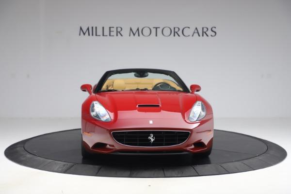 Used 2014 Ferrari California 30 for sale Sold at Alfa Romeo of Greenwich in Greenwich CT 06830 12