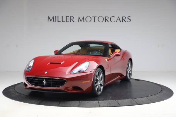 Used 2014 Ferrari California 30 for sale Sold at Alfa Romeo of Greenwich in Greenwich CT 06830 13