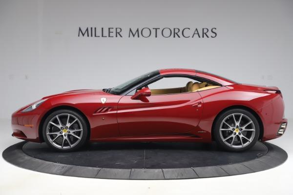 Used 2014 Ferrari California 30 for sale Sold at Alfa Romeo of Greenwich in Greenwich CT 06830 14
