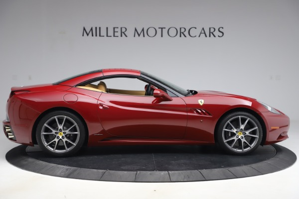 Used 2014 Ferrari California 30 for sale Sold at Alfa Romeo of Greenwich in Greenwich CT 06830 17