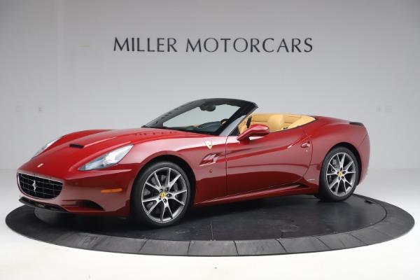 Used 2014 Ferrari California 30 for sale Sold at Alfa Romeo of Greenwich in Greenwich CT 06830 2