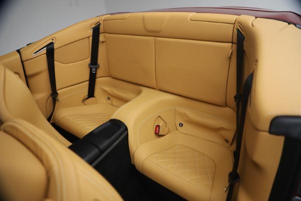 Used 2014 Ferrari California 30 for sale Sold at Alfa Romeo of Greenwich in Greenwich CT 06830 22