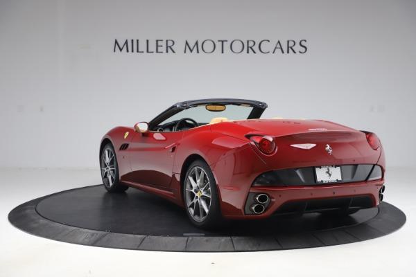 Used 2014 Ferrari California 30 for sale Sold at Alfa Romeo of Greenwich in Greenwich CT 06830 5