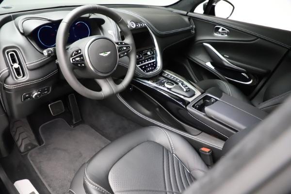 New 2021 Aston Martin DBX for sale $201,586 at Alfa Romeo of Greenwich in Greenwich CT 06830 13