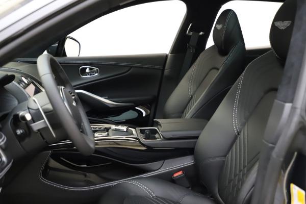 New 2021 Aston Martin DBX for sale $201,586 at Alfa Romeo of Greenwich in Greenwich CT 06830 14