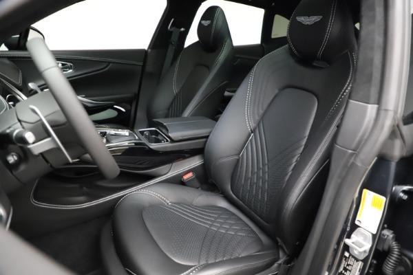 New 2021 Aston Martin DBX for sale $201,586 at Alfa Romeo of Greenwich in Greenwich CT 06830 15