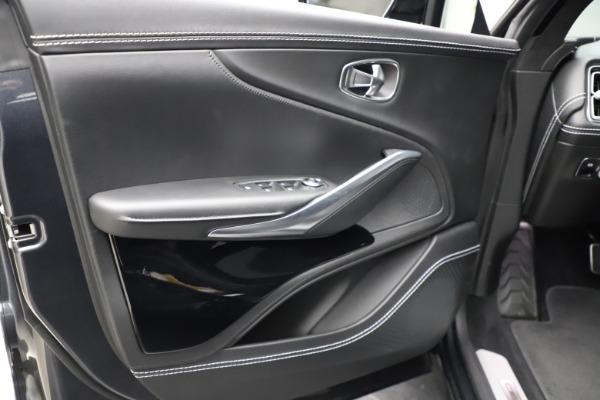 New 2021 Aston Martin DBX for sale $201,586 at Alfa Romeo of Greenwich in Greenwich CT 06830 16