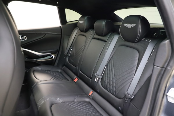 New 2021 Aston Martin DBX for sale $201,586 at Alfa Romeo of Greenwich in Greenwich CT 06830 17