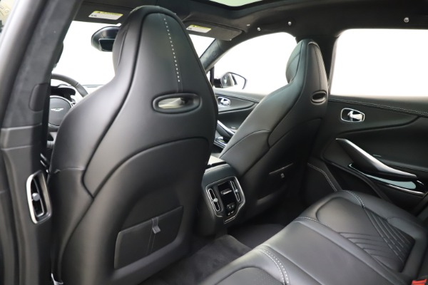 New 2021 Aston Martin DBX for sale $201,586 at Alfa Romeo of Greenwich in Greenwich CT 06830 19