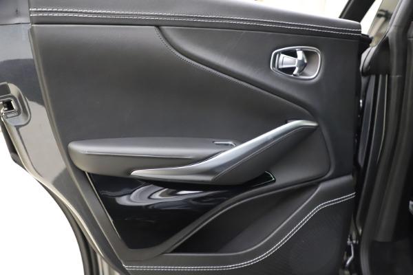 New 2021 Aston Martin DBX for sale $201,586 at Alfa Romeo of Greenwich in Greenwich CT 06830 20