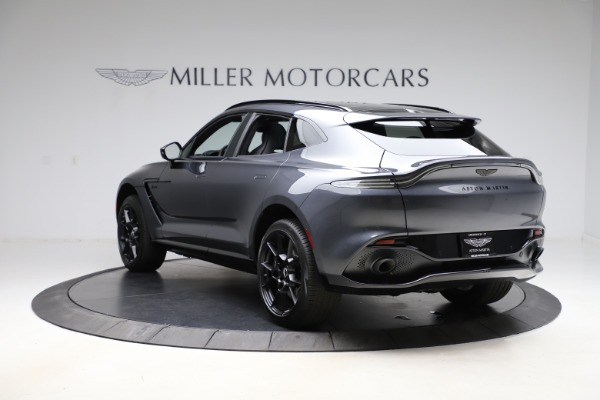 New 2021 Aston Martin DBX for sale $201,586 at Alfa Romeo of Greenwich in Greenwich CT 06830 4