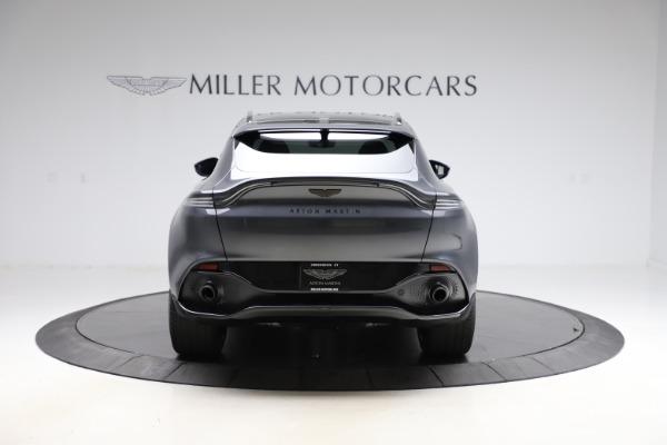 New 2021 Aston Martin DBX for sale $201,586 at Alfa Romeo of Greenwich in Greenwich CT 06830 5