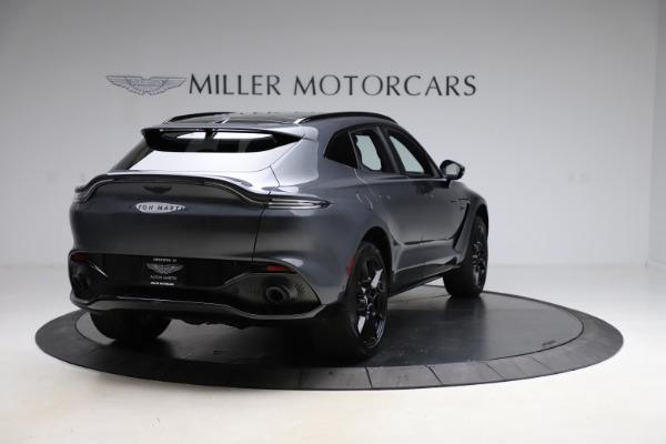 New 2021 Aston Martin DBX for sale $201,586 at Alfa Romeo of Greenwich in Greenwich CT 06830 6