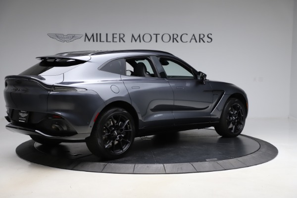 New 2021 Aston Martin DBX for sale $201,586 at Alfa Romeo of Greenwich in Greenwich CT 06830 7