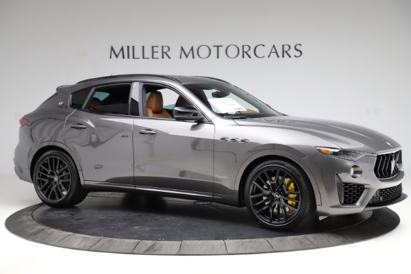 New 2021 Maserati Levante S Q4 GranSport for sale $108,235 at Alfa Romeo of Greenwich in Greenwich CT 06830 10