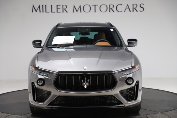 New 2021 Maserati Levante S Q4 GranSport for sale $108,235 at Alfa Romeo of Greenwich in Greenwich CT 06830 12