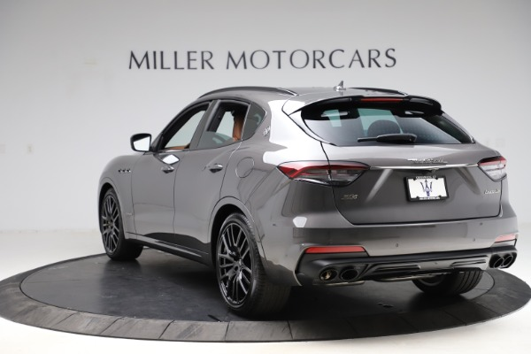 New 2021 Maserati Levante S Q4 GranSport for sale $108,235 at Alfa Romeo of Greenwich in Greenwich CT 06830 5