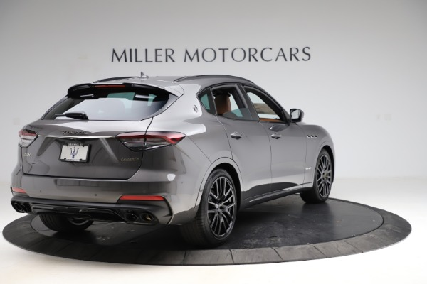 New 2021 Maserati Levante S Q4 GranSport for sale $108,235 at Alfa Romeo of Greenwich in Greenwich CT 06830 7