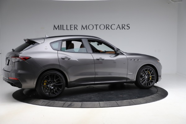 New 2021 Maserati Levante S Q4 GranSport for sale $108,235 at Alfa Romeo of Greenwich in Greenwich CT 06830 8