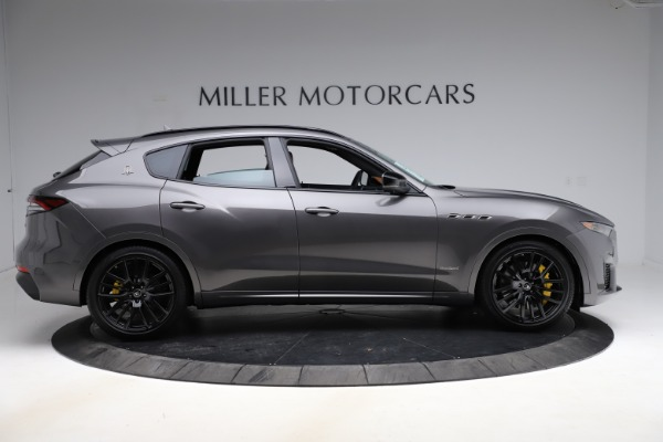 New 2021 Maserati Levante S Q4 GranSport for sale $108,235 at Alfa Romeo of Greenwich in Greenwich CT 06830 9