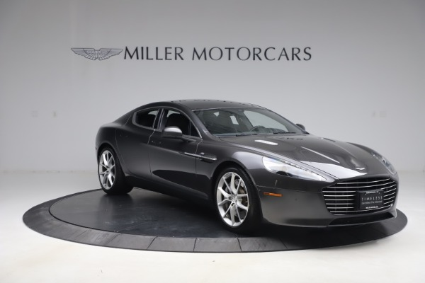 Used 2017 Aston Martin Rapide S for sale $135,900 at Alfa Romeo of Greenwich in Greenwich CT 06830 10