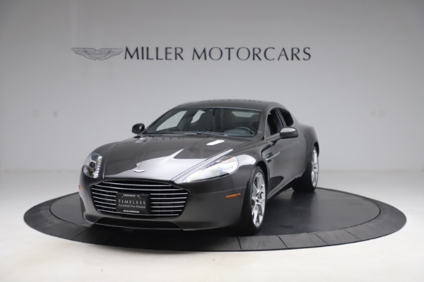 Used 2017 Aston Martin Rapide S for sale $135,900 at Alfa Romeo of Greenwich in Greenwich CT 06830 12