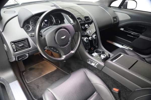 Used 2017 Aston Martin Rapide S Sedan for sale $135,900 at Alfa Romeo of Greenwich in Greenwich CT 06830 13