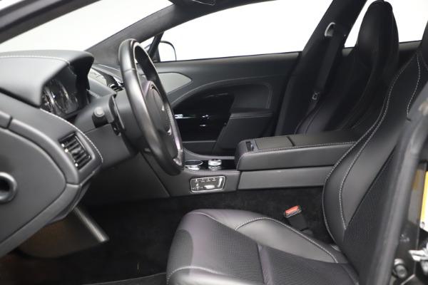 Used 2017 Aston Martin Rapide S Sedan for sale $135,900 at Alfa Romeo of Greenwich in Greenwich CT 06830 14