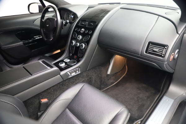 Used 2017 Aston Martin Rapide S Sedan for sale $135,900 at Alfa Romeo of Greenwich in Greenwich CT 06830 19