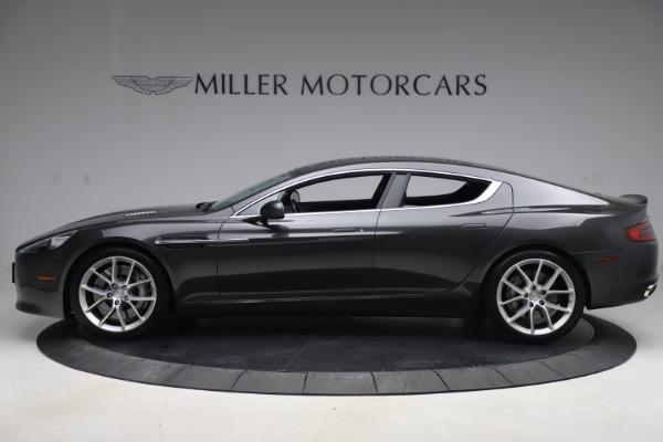 Used 2017 Aston Martin Rapide S Sedan for sale $135,900 at Alfa Romeo of Greenwich in Greenwich CT 06830 2