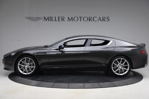 Used 2017 Aston Martin Rapide S for sale $135,900 at Alfa Romeo of Greenwich in Greenwich CT 06830 2
