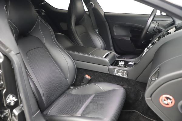 Used 2017 Aston Martin Rapide S Sedan for sale $135,900 at Alfa Romeo of Greenwich in Greenwich CT 06830 21