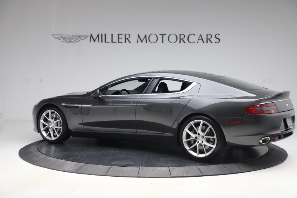 Used 2017 Aston Martin Rapide S for sale $135,900 at Alfa Romeo of Greenwich in Greenwich CT 06830 3